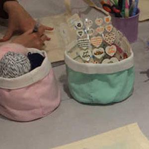 Blandine présente ses ateliers DIY à Nantes