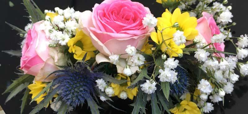 Art floral et atelier créatif