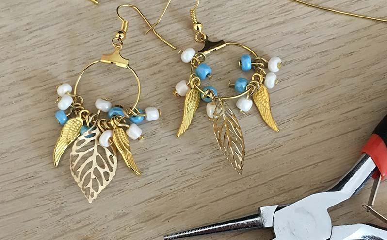 Atelier bijoux, Atelier créatif