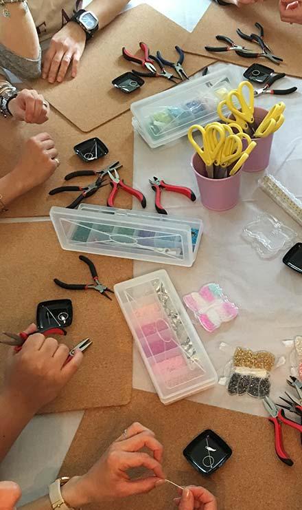 Atelier créatif - séminaire à Brive-la-Gaillarde