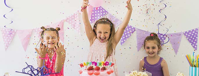 Deco anniversaire enfant à Mont-Saint-Aignan
