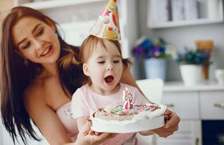 gateau anniversaire enfant aux Perreux-sur-Marne