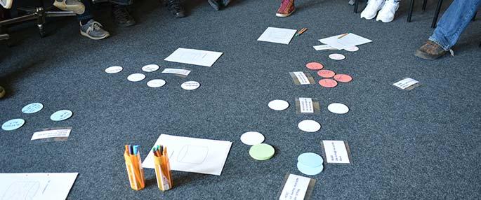 séminaire à Brive-la-Gaillarde et Atelier créatif