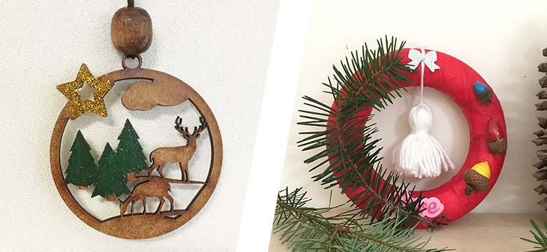 Atelier créatif Noël enfant