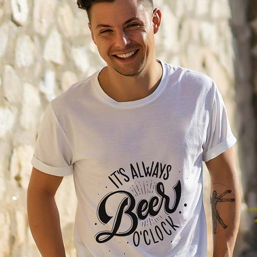 Tee shirt EVG - Beer