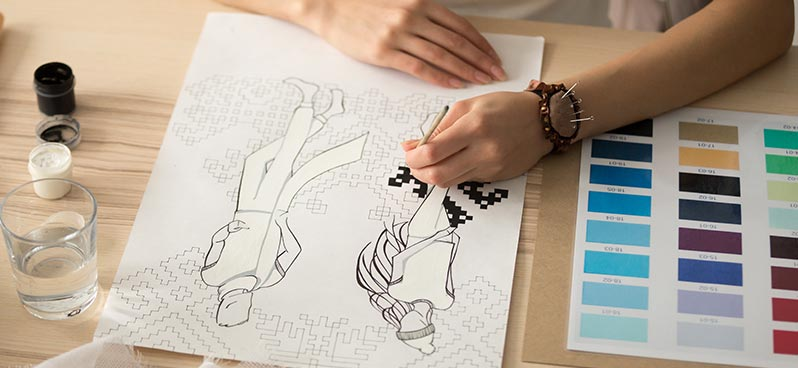 Atelier créatif Aiguille en Fête