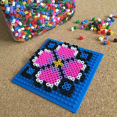 Atelier perles Hama