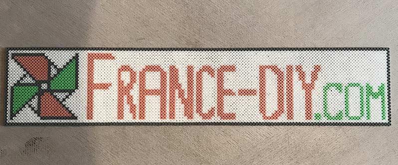 Perles à repasser France DIY