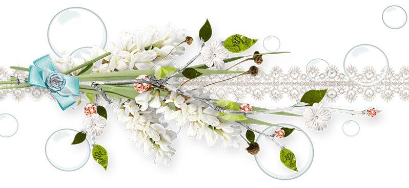 Animation commerciale Art floral et couronne de fleurs