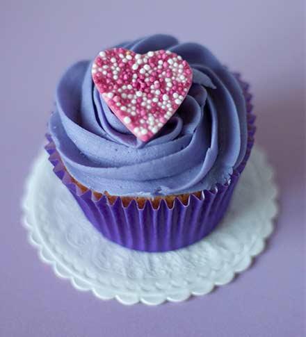 Atelier cupcakes à Dunkerque