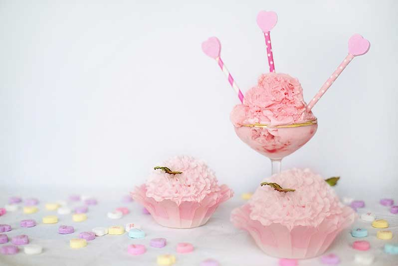 Saint Valentin Cupcakes