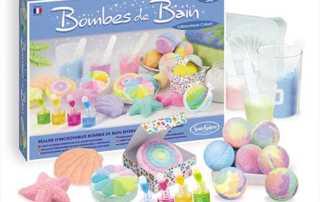 Bombes de bain Sentosphere